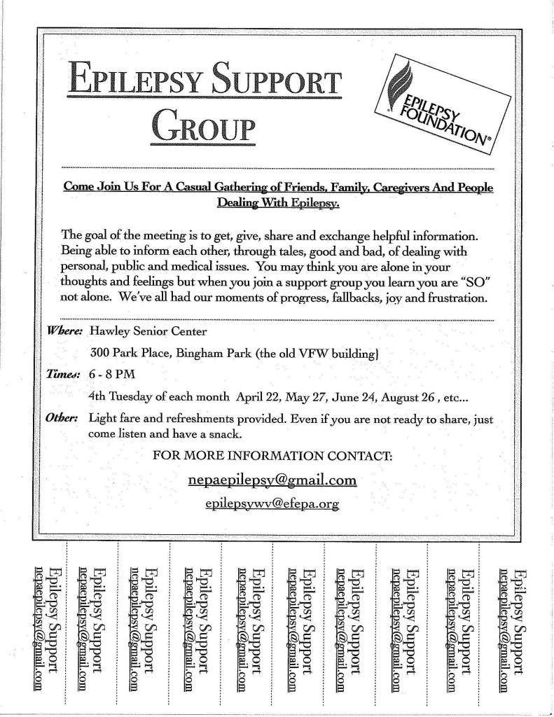 Linda Olsen support group
