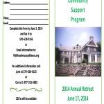 Retreat Invite 2014
