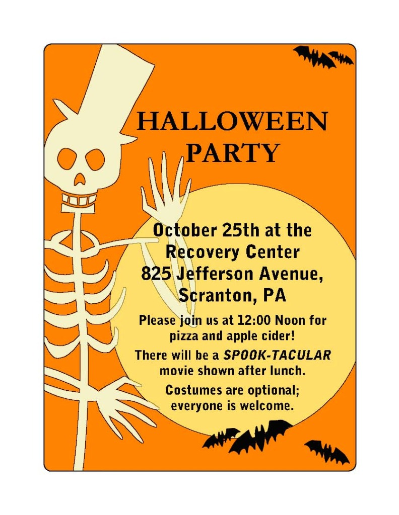 RecoveryCenter_HalloweenPartyFlyer_2014